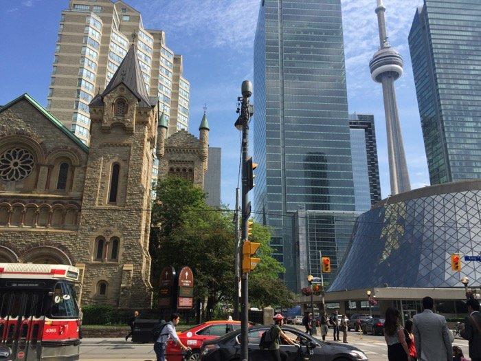 Arquitetura de Toronto