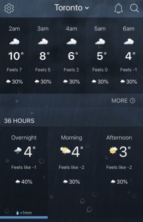 App The Weather Networks