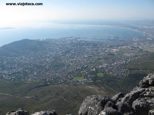 Table Mountain Cidade do Cabo