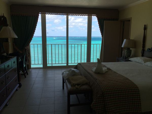 Suite no Breezes Bahamas