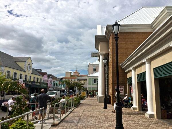 Straw Market em Nassau