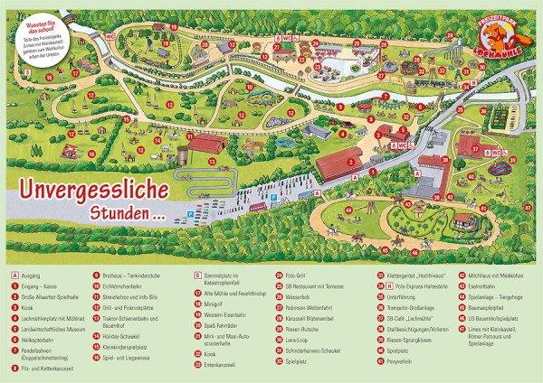 Lochmühle mapa
