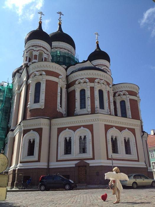 Tallinn Catedral Alexander Nevsky