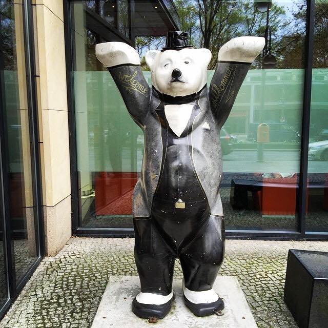 Buddy Bear em Berlim
