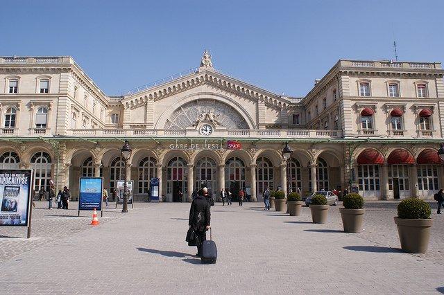 Vantagens e desvantagens de viajar de trem na Europa