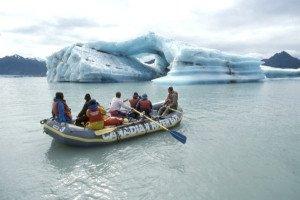 Icebergs em Newfoundland & Labrador