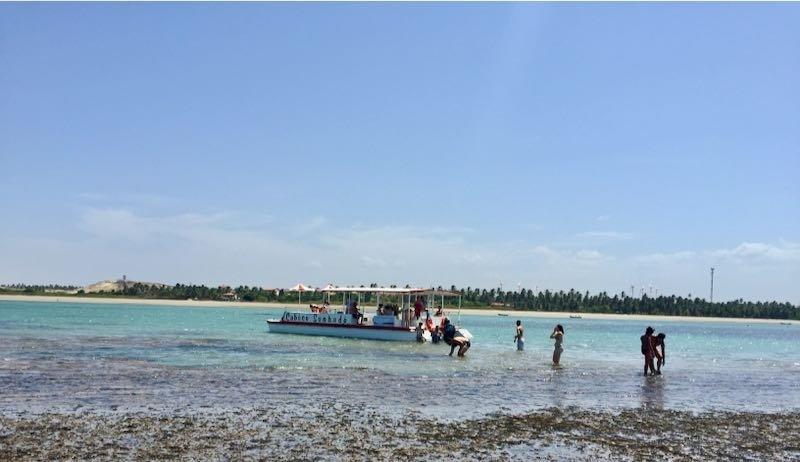 Arrecifes de Mundaú, Ceará