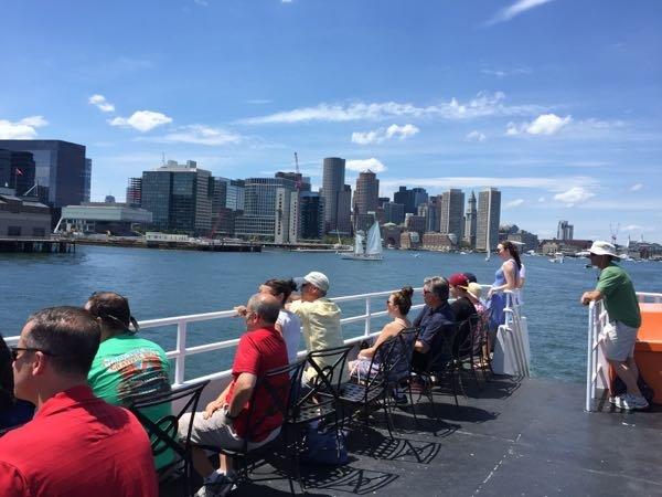 Boston CityPass - Harbour Cruise