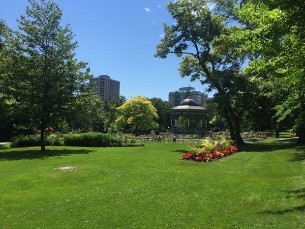 Public Garden de Halifax