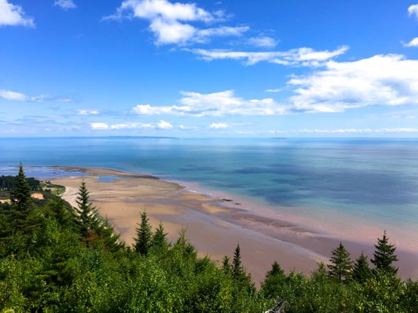 Fundy Trail Parkway, New Brusnwick