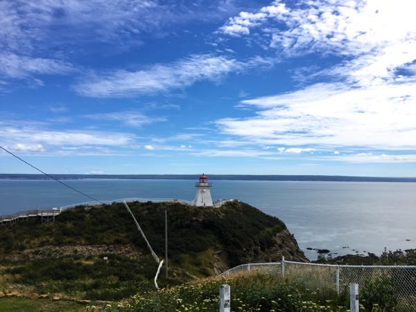 Cape Enrage, Bay of Fundy