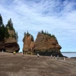 Hopewell Rocks, Bay of Fundy
