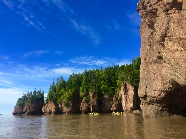 Hopewell Rocks, Bay of Fundy, Canada