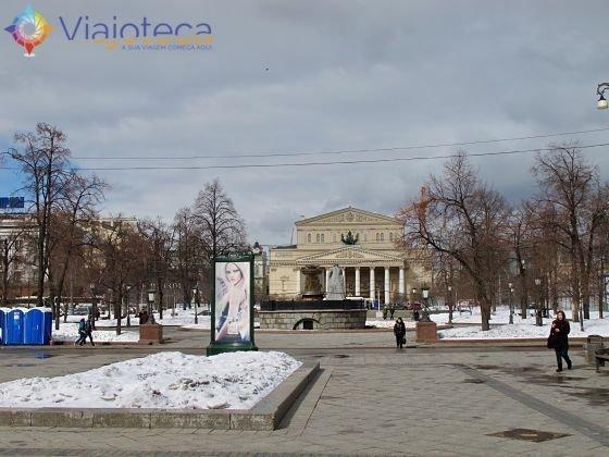 Teatralnaya Ploshad, Moscou