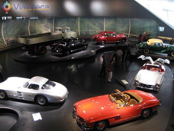 Museu da Mercedes Stuttgart