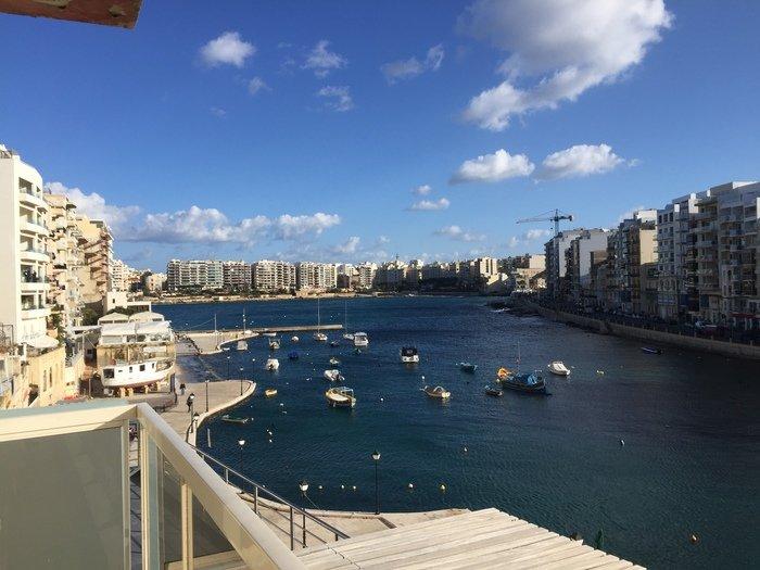 hospedar em Malta no inverno ape st julian's