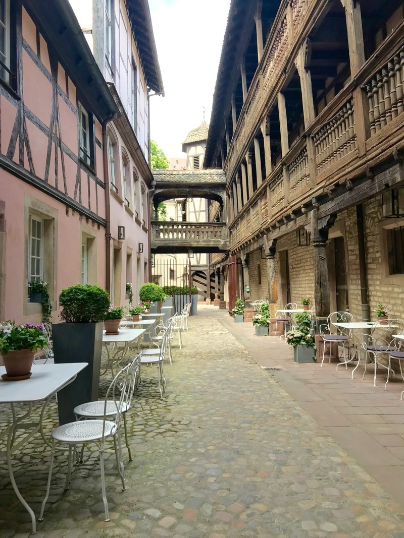 Cour du Corbeau – MGallery by Sofitel