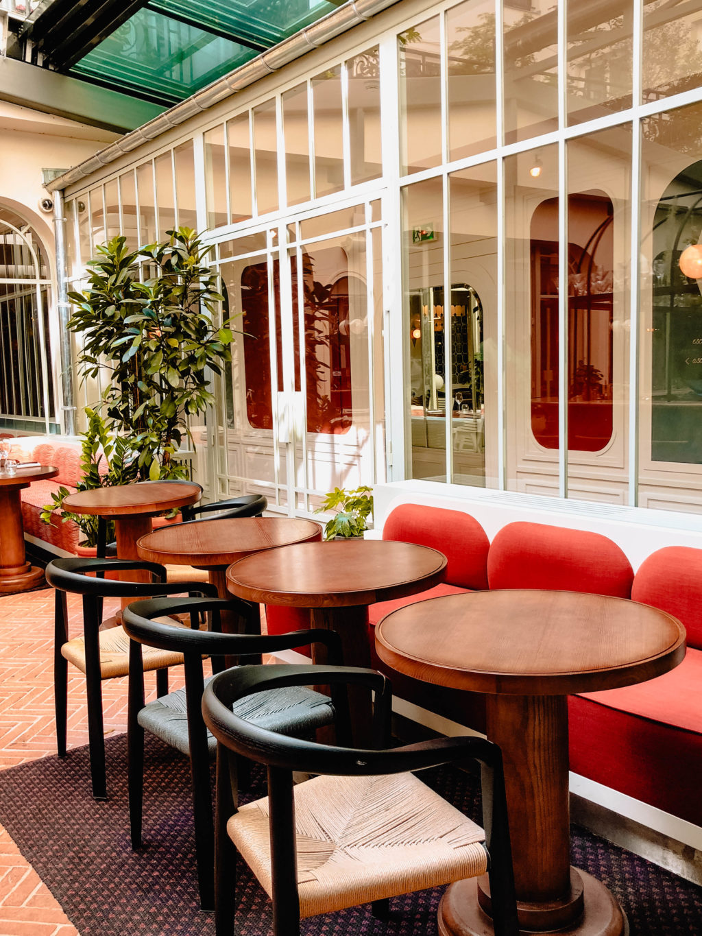 Hotel Grands Boulevards Paris