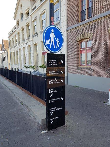 Hoorn porto