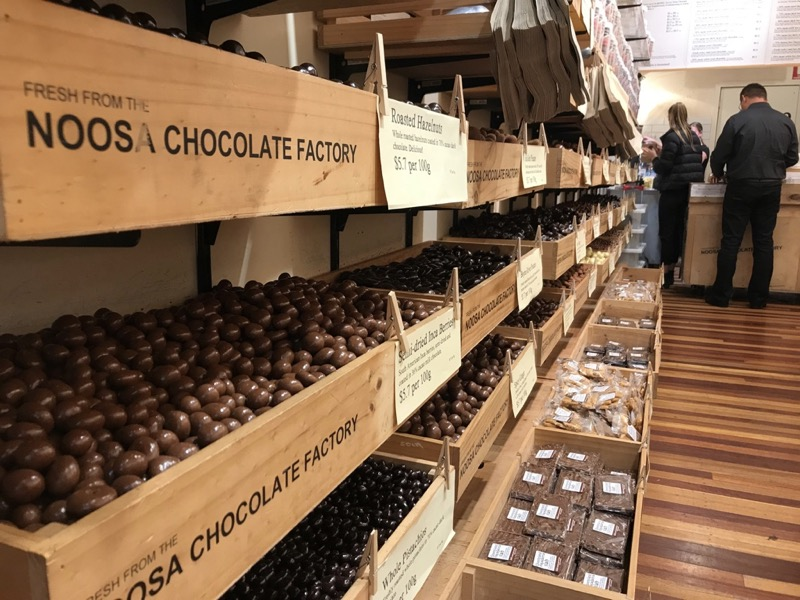 Noosa Chocolate Factory, Adelaide ST