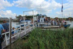 Kinderdijk barco