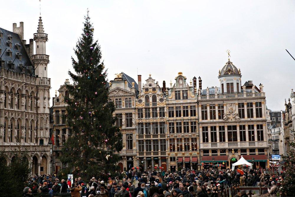 Mercados de Natal na Bélgica