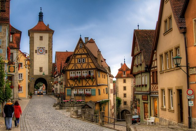 Rothenburg capa