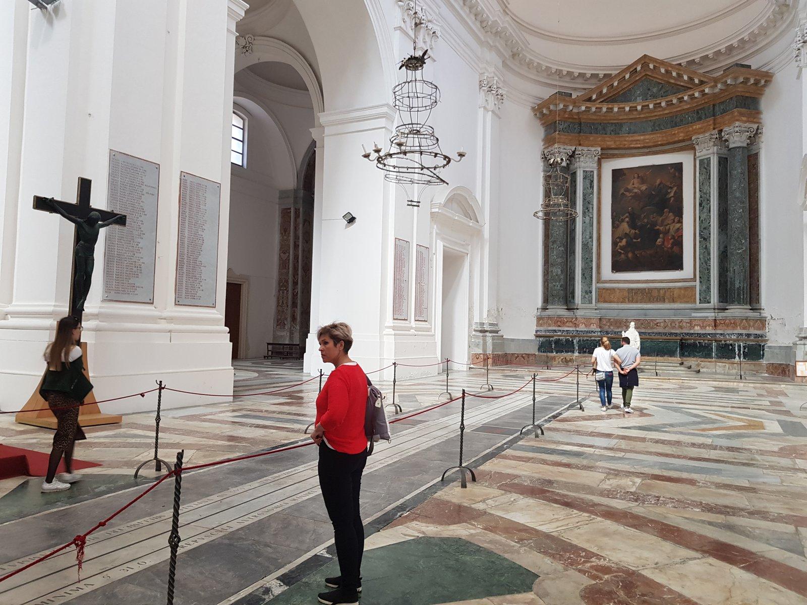 Atrações de Catânia Chiesa di San Nicolò L'Arena2