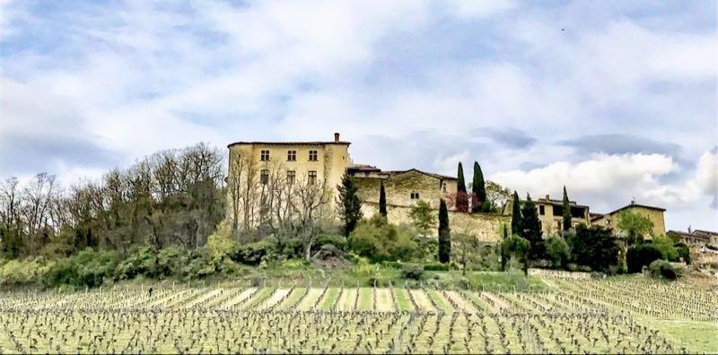 Roteiro na França - Gallaic, Château Mauriac