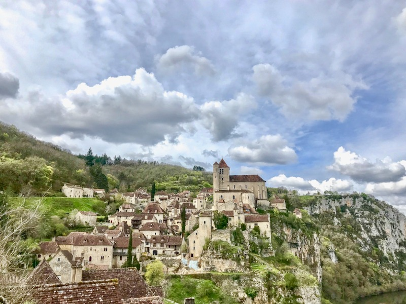 Les Plus Beaux Villages de France - St-Cirq-Lapopie