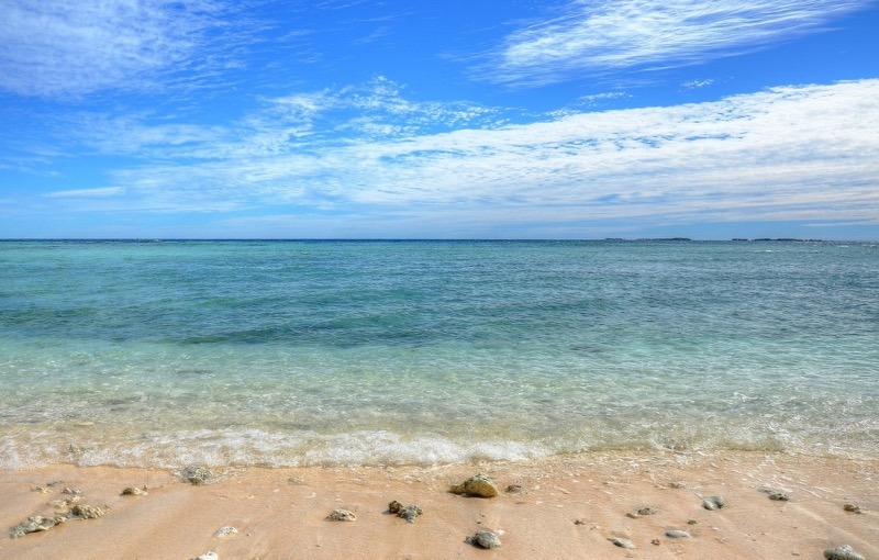 Ilha Musgrave, Austrália