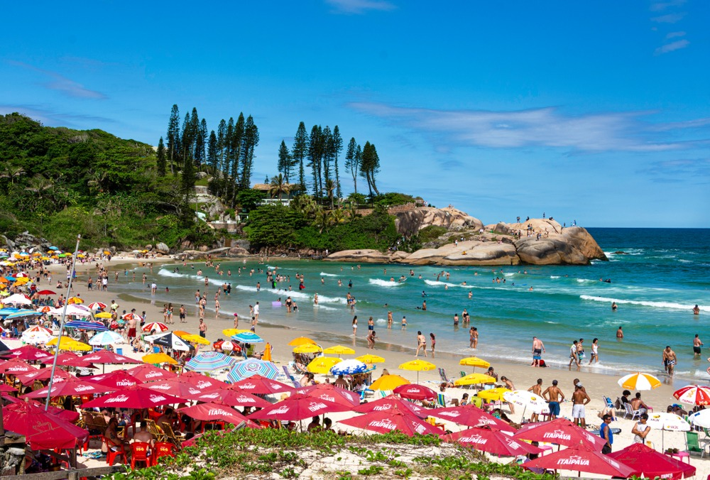 Praia da Joaquina Florianópolis